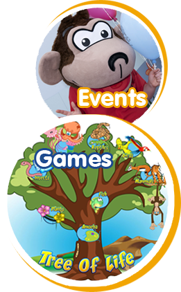 see our games & events!
