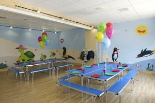 Little Monkeys Party Room